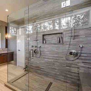 Shower Glass, Bathroom Remodeling / Renovation, Pickering, Ajax, Whitby, Brooklin, Oshawa, Courtice, Bowmanville, Scarborough