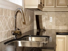 Kitchen Faucets and Sinks, kitchen contractor Brooklin